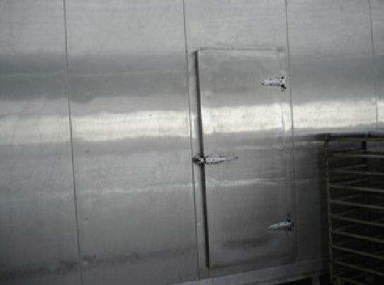 不锈钢冷藏保鲜库