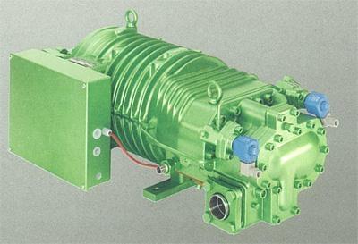 比泽尔低温螺杆压缩机